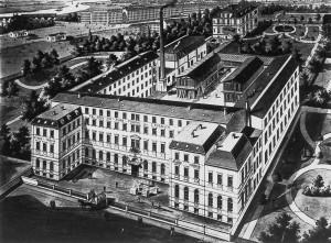 Carl Rönisch gründete 1845 in Dresden die Königlich-Sächsische Hofpianofabrik. Foto: Carl Rönisch Pianofortemanufaktur