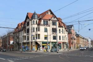 Das Bürgerhaus in der Trachenberger Straße 23 war bis 1990 im Besitz der Familie Rachmaninow